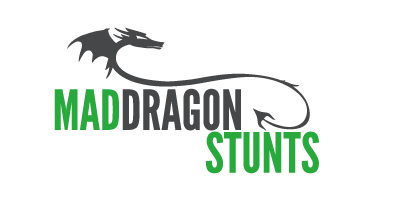 Mad Dragon Stunts Logo